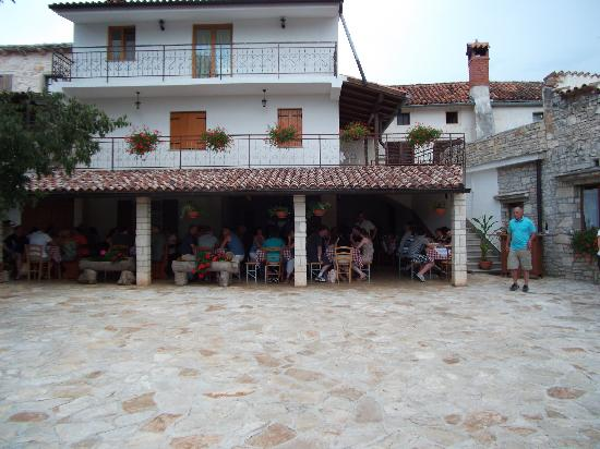 Hotel Park : Best of Istria farmhouse lunch venue