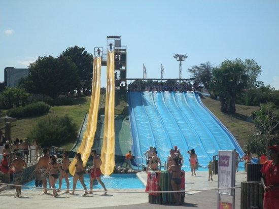 La Pineda, Espagne : slides