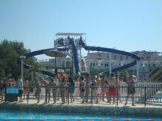 slides - Picture of Aquopolis Costa Dorada, La Pineda - TripAdvisor