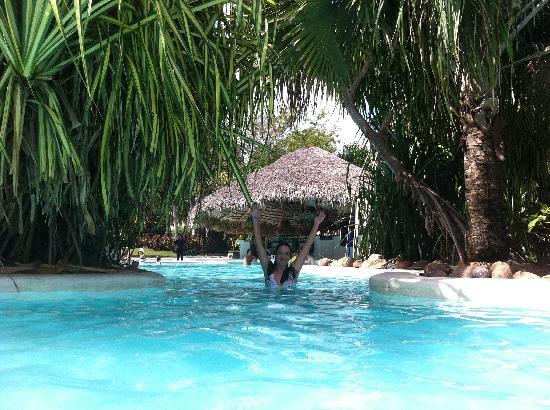 Bavaro Princess All Suites Resort, Spa & Casino: la piscine, superbe