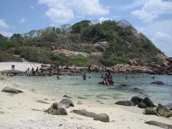 Nilaveli, Sri Lanka: Pidgeon Island