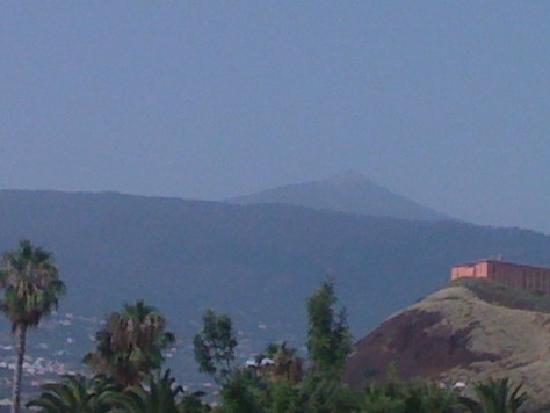 diverhotel Tenerife Spa & Garden: vistas al teide