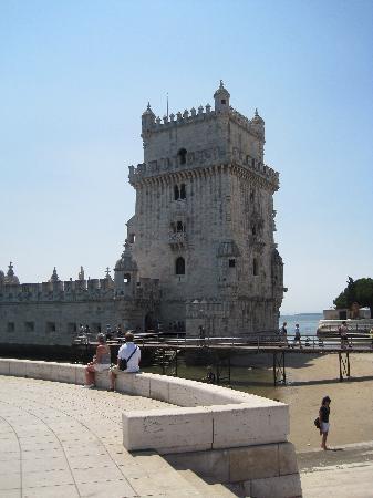 โรงแรมซานาลิสโบ: Torre de Belem