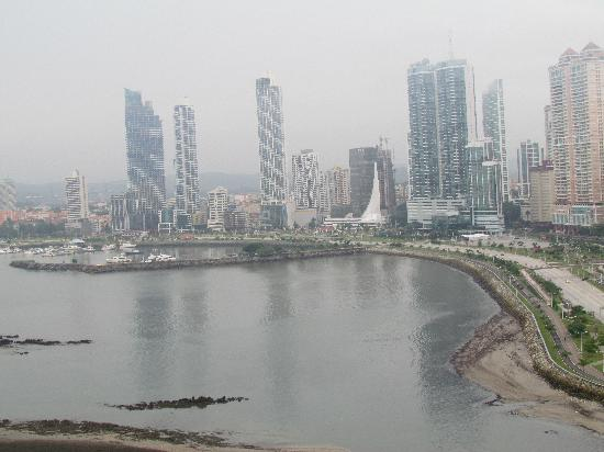 Plaza Paitilla Inn: Vista desde el cuarto