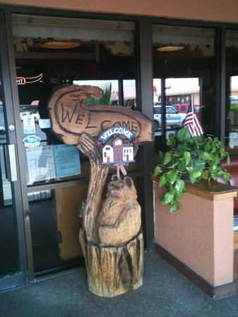Great American Land & Cattle: lobby