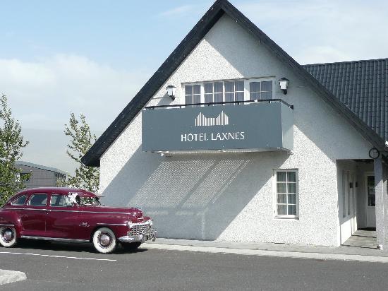 Mosfellsbaer, Island: Hotel Laxnes