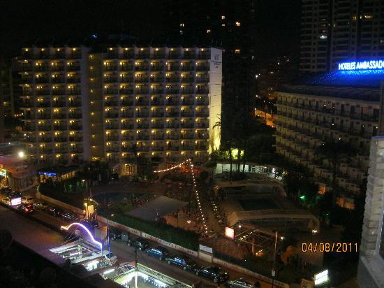MedPlaya Hotel Riudor: night view