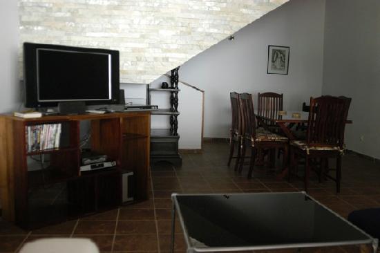 Casa D&G : Livingroom of 1-bedroom Apartment