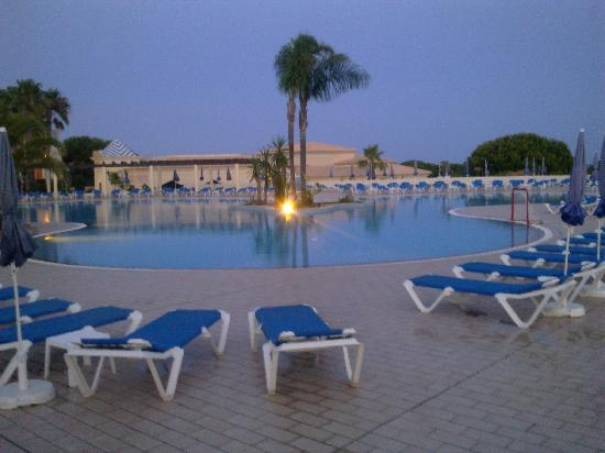 Adriana Beach Club Hotel Resort: main pool by reception/restaurant/bar