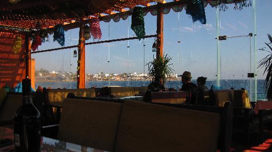 Dahab Plaza Hotel: Same Same But Different Restaurant