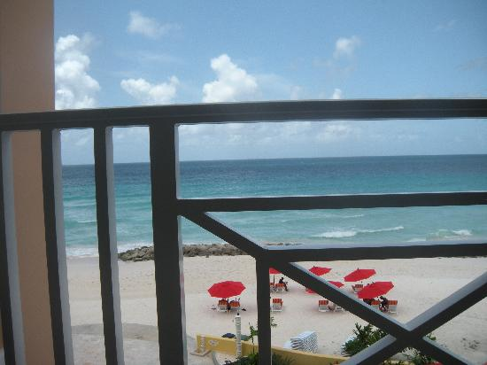 Ocean Two Resort & Residences : My beach view from balcony