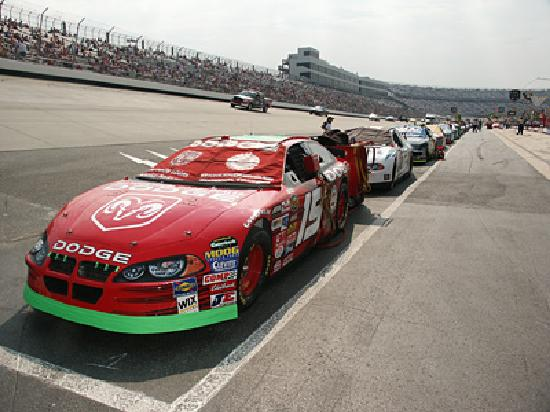 Delaware: Experience the thrill of a NASCAR race at Dover International Speedway