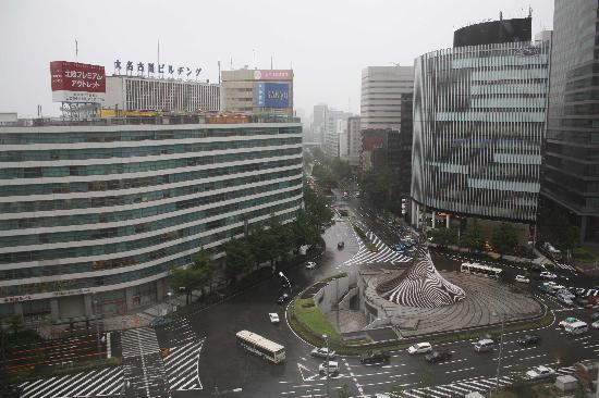 Super Hotel Nagoya-ekimae: Near the station