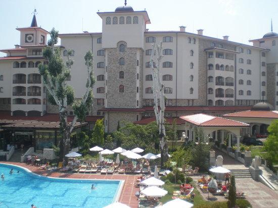 Helena Park Hotel : Hotel Helena Park