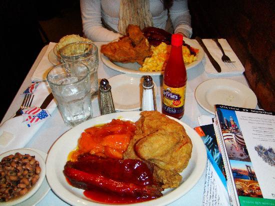 Sylvia S Sunday Gospel Menu Picture Of Sylvia S Restaurant New