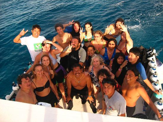 Dive Paradise Cozumel: Dive Paradise. Cozumel. México