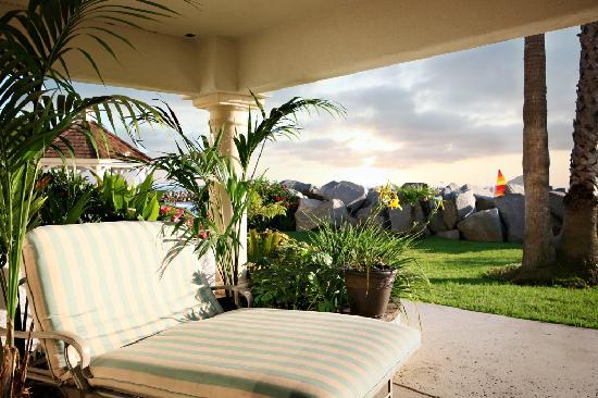 Rest at the Oceanside Marina Suites