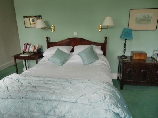 Bracken House: Our bedroom