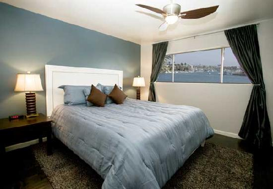 Oceanside Marina Suites: Newly Remodeled Themed Rooms