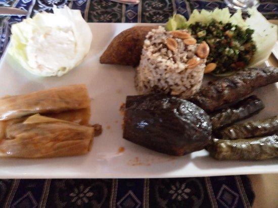 Arabe gourmet barranquilla fotos n mero de tel fono y for Restaurante la sangilena barranquilla telefono