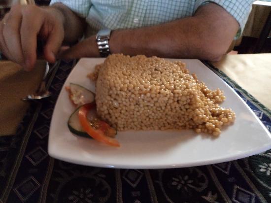 Arabe Gourmet : Marmaon