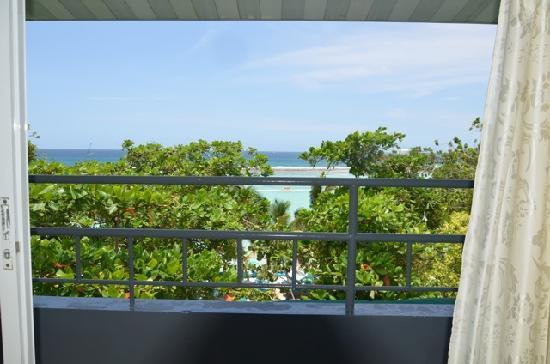 Aparta Hotel Madejra : view