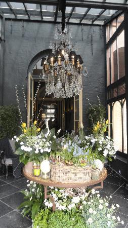 Hotel De Tuilerieen: Atrio