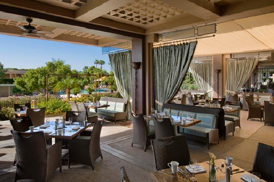 The Phoenician, Scottsdale: Il Terrazzo Outdoor Dining