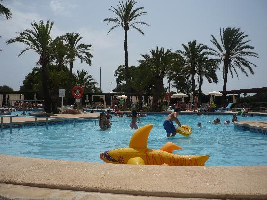 Protur Sa Coma Playa Hotel & Spa: La piscina