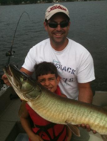 Summit to Stream Adventures: Father & Son Musky