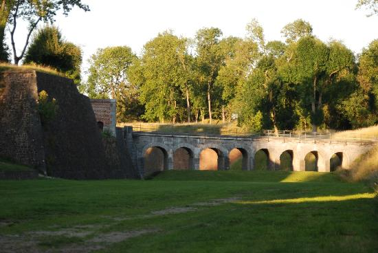 Campanile Maubeuge : view