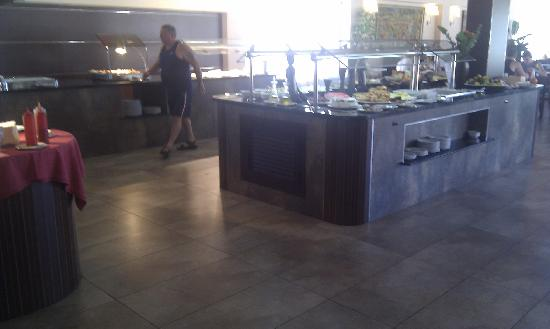 Marvell Club Hotel & Apartaments: The Buffet.