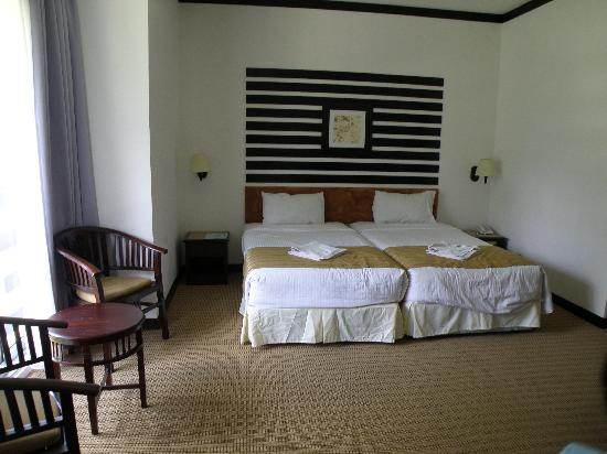 Felda Residence Hot Springs: Our Deluxe Room