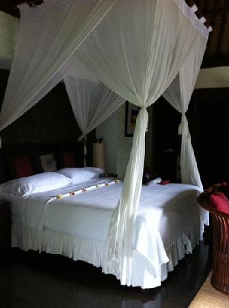 Villa di Abing: bedroom