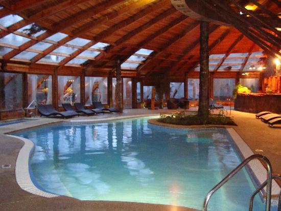 Nothofagus Hotel Spa Neltume Chile