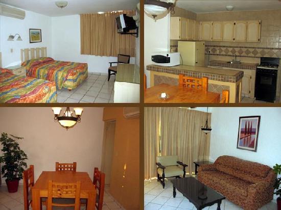 Suites Lindamar: Comodas habitaciones