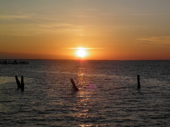 Port Isabel, TX: Sunset