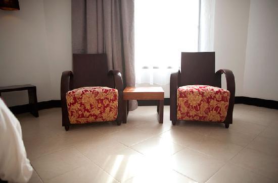 Hotel Cara: Luxury Room