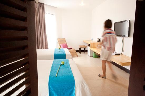 Hotel Cara: Luxury Room-Interior