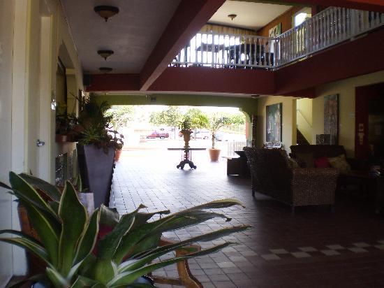 Hotel Punta Maracayo: lobby area