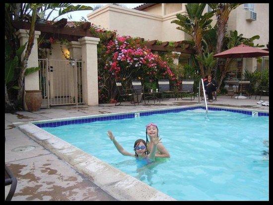 Old Town Inn : Pool Area