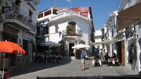 Casa Manuel: Streets of Nerja