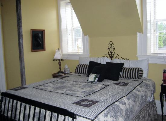 Market Street Inn: Renaissance Suite