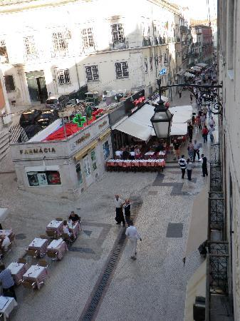 Flor da Baixa: view from window
