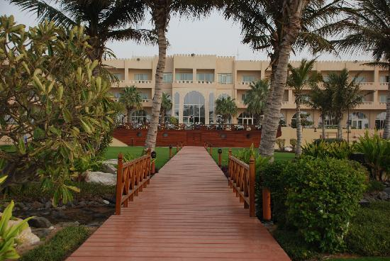 Al Hamra Residence & Village: Walking Around Al Hamra - Feb '09