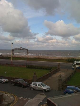 The New Mayfair Hotel, Blackpool: sea view