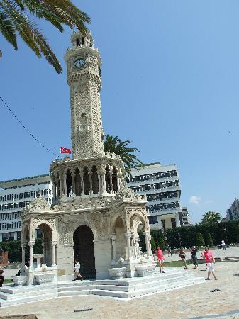 Saat Kulesi (Clock Tower): clock tower 2