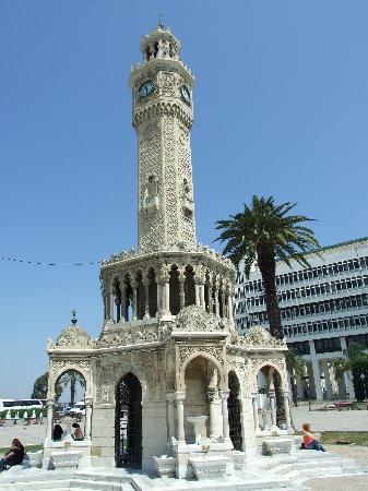 Saat Kulesi (Clock Tower): clock tower 3
