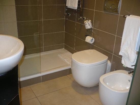 Grillo Hotel: il bagno