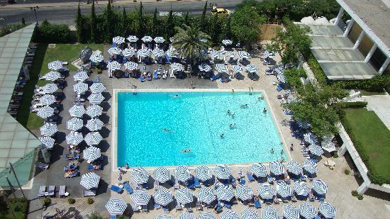 Our Room Picture Of Hilton Athens Athens Tripadvisor